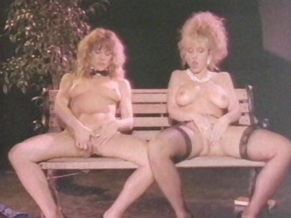 Retro video of mature pornstar Anika La Rue having group sex